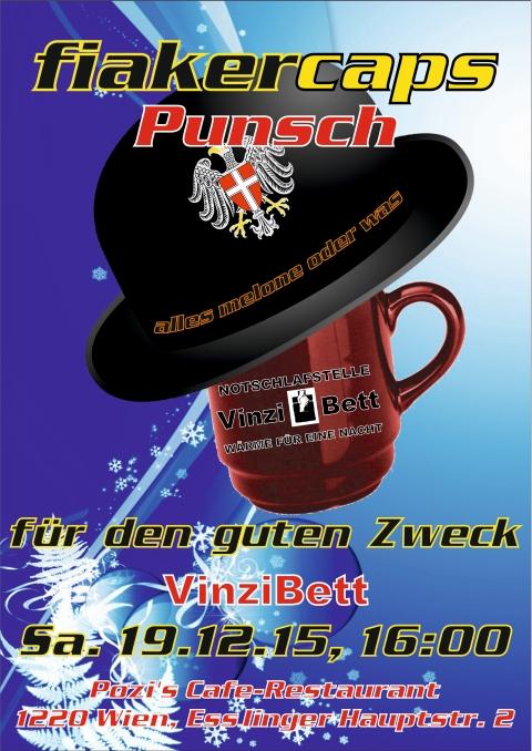 Fiakercaps Punsch