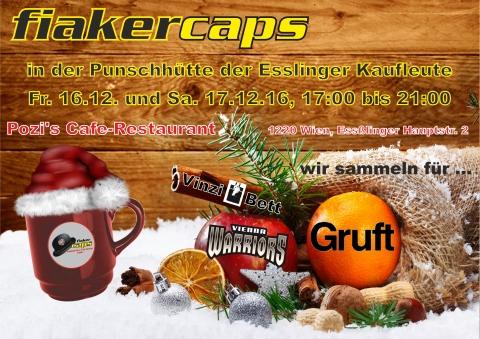 Fiakercaps Punsch 2016