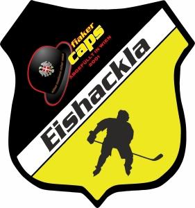 Fiakercaps Eishackla Wappen